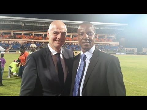 Grenada Football Association backs Gianni Infantino for FIFA presidency