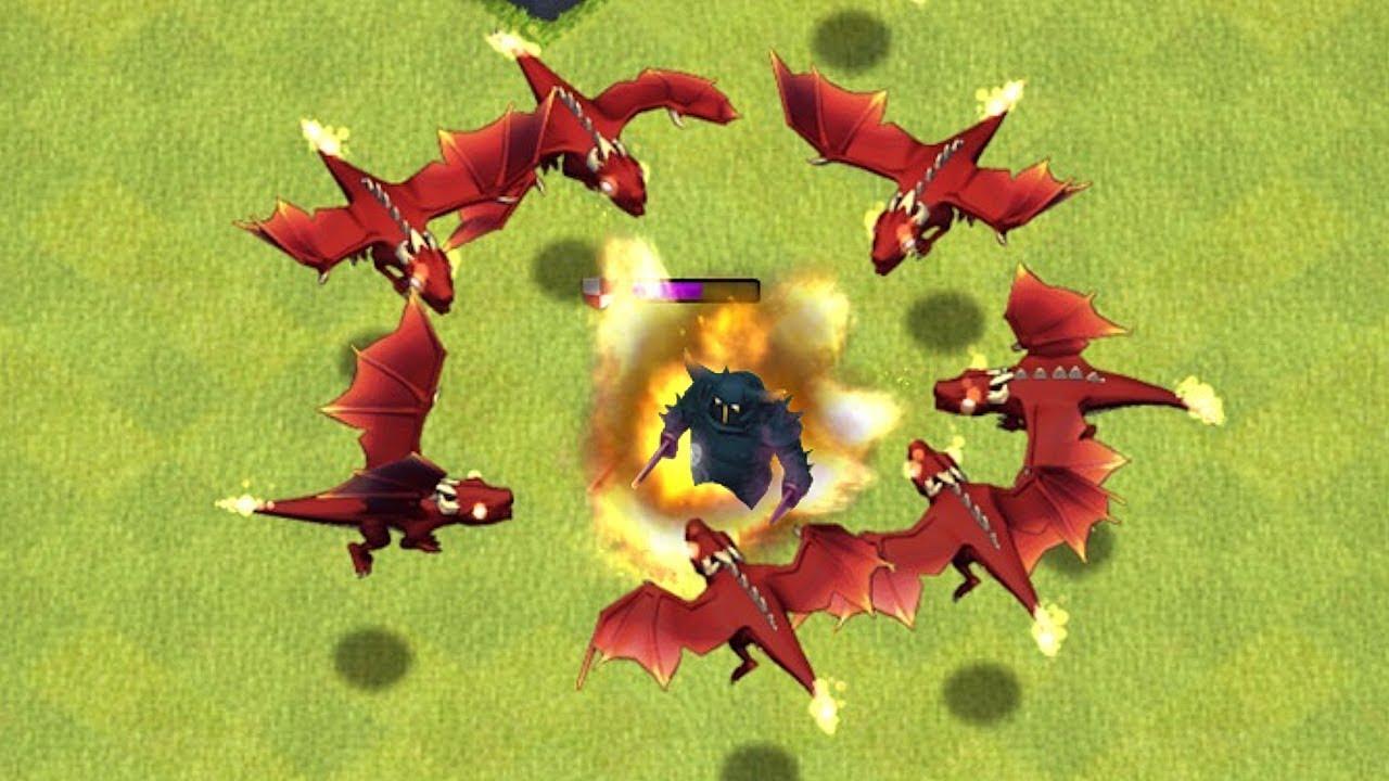 "HOW TO MAKE A FIRE PEKKA ARMOR!?! ""Clash Of Clans""PEKKA FIRE COMBO!!!"