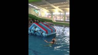 Total Wipeout Inflatable Haven 2013