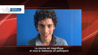 Message de Samuele Manfredi pour le Chrono des Nations