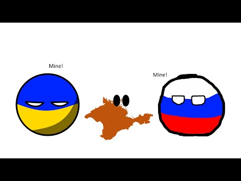 Why Crimea is disputed?