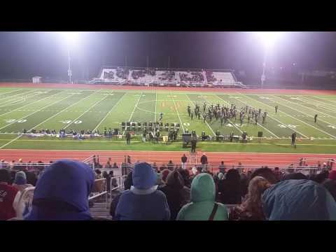 In The Blink Of An Eye - Iroquois Marching Band - Harborcreek - 2016