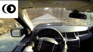 2008 Range Rover Sport L320 - POV Drive