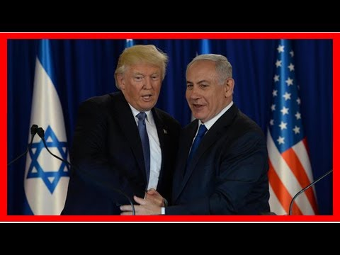 Palestine to sue Trump, Netanyahu at ICC