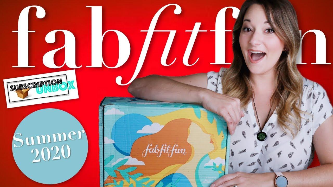 FabFitFun | Summer 2020