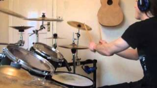 Opeth - Ghost of Perdition - Drum Cover