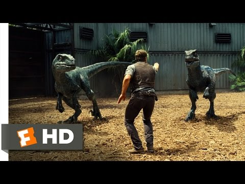 Jurassic World (1/10) Movie CLIP - Stand Down (2015) HD