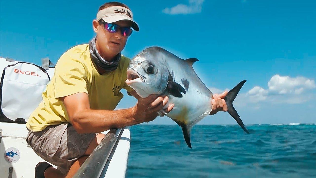 Inshore Fishing in Roatan for Bonefish