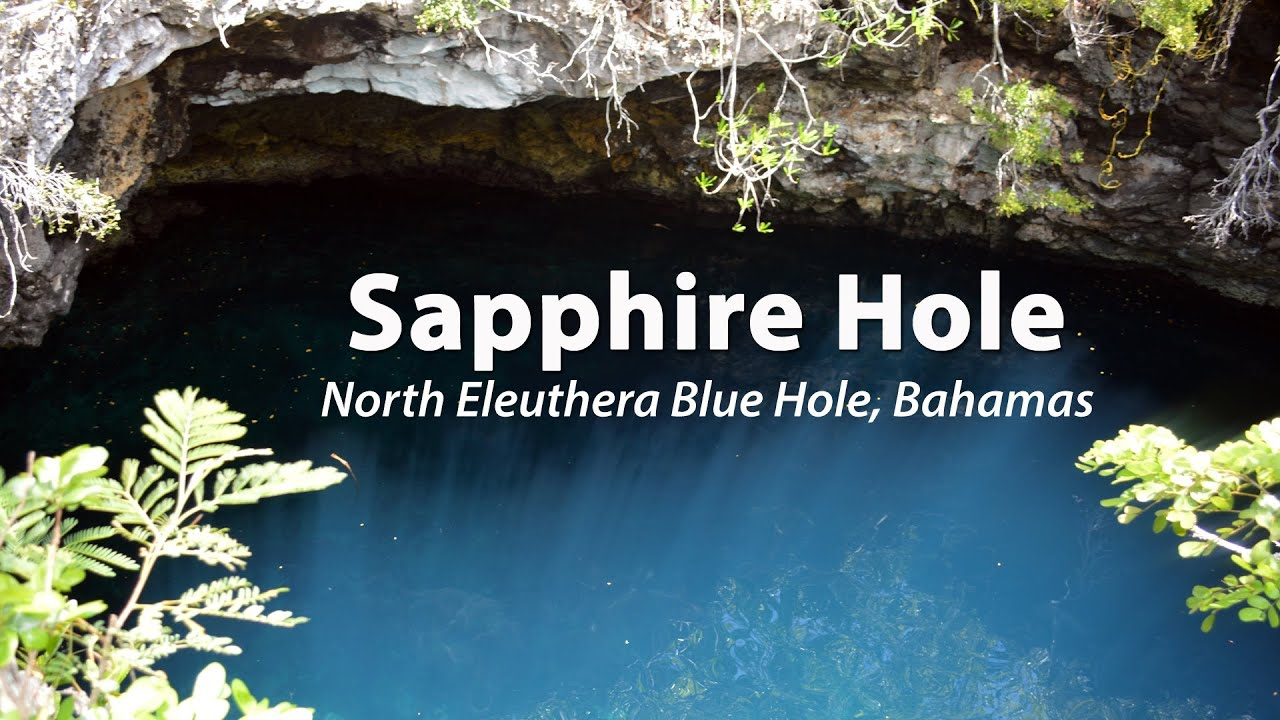 how to get to the blue hole daintree