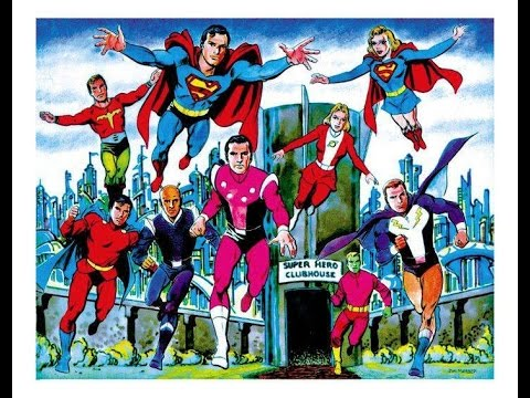Comic Books From Steve: Legion of Super Heroes  and more