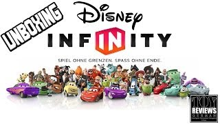 """Disney Infinity"" Starter Set (Playstation 3) | German Unboxing (Deutsch)"