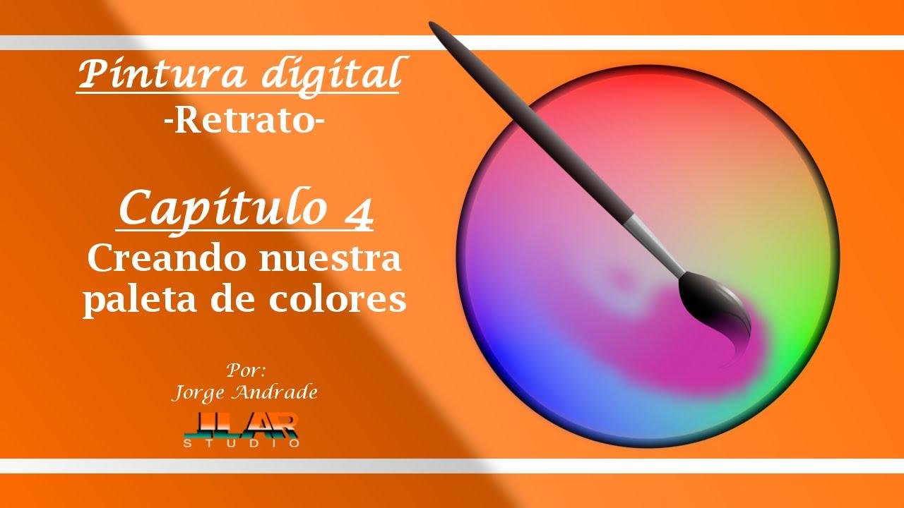 tutorial krita creando nuestra paleta de colores capitulo by jlar studio