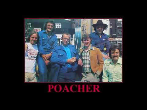 Poacher - Hot Rod lincoln - live in hartlepool 1978.