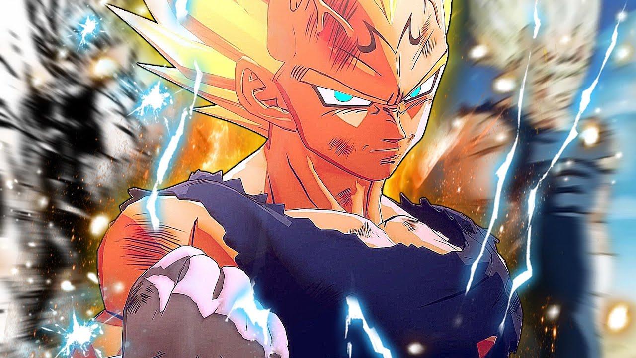 Majin Vegeta Final Atonement In Dragon Ball Z: Kakarot