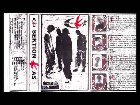 Sektion K-As Feat Nakk Mendosa & Akamieda - Mbaloo (1998)