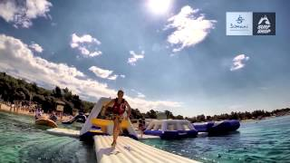 Camping Village Simuni - Aquapark Challenge (part 1)