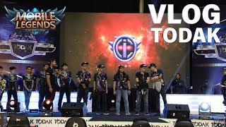 iCON Vlog at Todak Fest!!