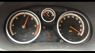 Opel Corsa D 1.3 CDTI Stage 4 270 HP Acceleration