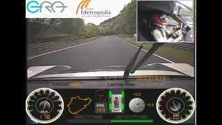 2015 lap record by Drako Motors DriveOS-equipped E-RA demo vehicle @ Nürburgring