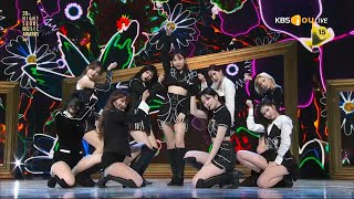 Download 210131 TWICE 'More and More' + 'I Can't Stop Me' at 30th SMA
