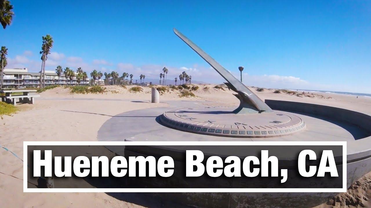 City Walks: Hueneme Beach, California
