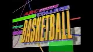 ABC Sports College Basketball Intro/Theme 1990-1993