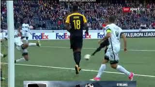 Young boys - Partizan 1-1 All goals