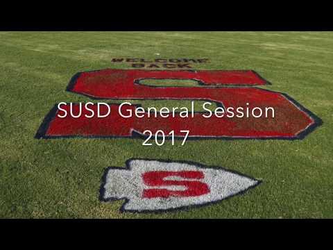 SUSD General Session 2017
