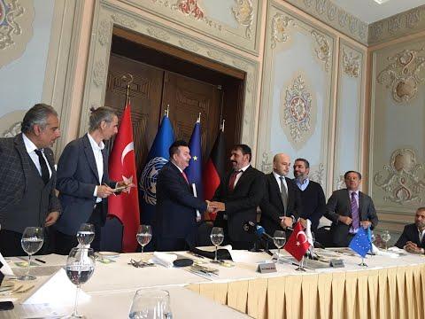 Adnan Albayrak Dünya Diplomatlar World Diplomats Union