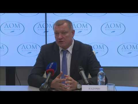 Владимир Кадурин, руководитель управления физической культуры и спорта Воронежской области