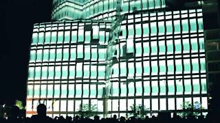 Vimeo Festival IAC Projection Mapping