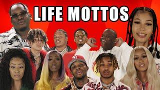 2021 XXL Freshmen Share Their Life Mottos