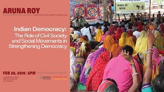 Baixar Indian Democracy: The Role of Civil Society and Social Movements in Strengthening Democracy