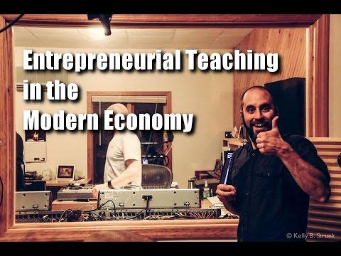 Berklee College of Music   Entrepreneurial Teaching in the Modern Economy
