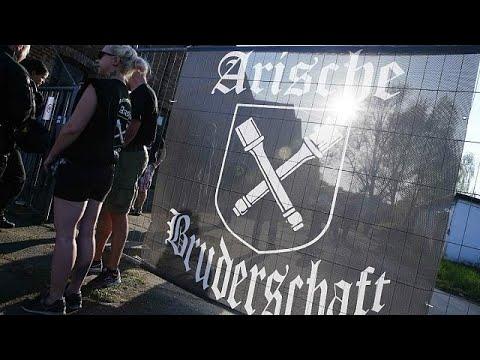 Ostritz responde a celebração de Hitler com um Festival da Paz