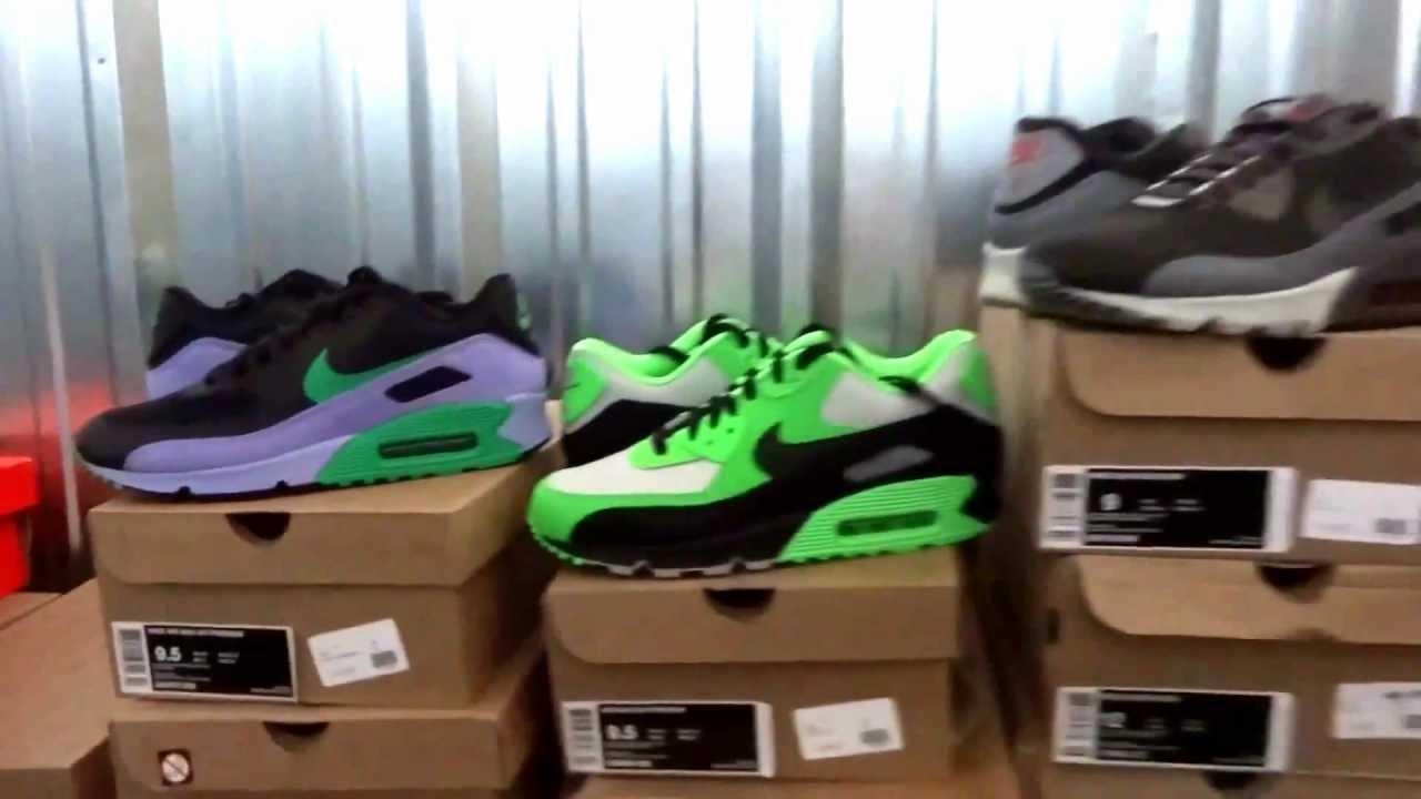 Nike Air Max 90 Premium EM City Pack Tianjin