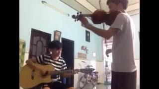 Mối tình xưa - Violin cover