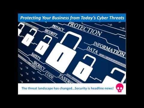 Business Tech Talks- Protecting Your Business from Today's Cyber Threats by DynaSis