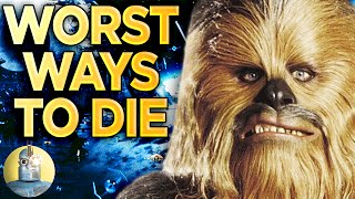 Worst ways to die in star wars cinematica