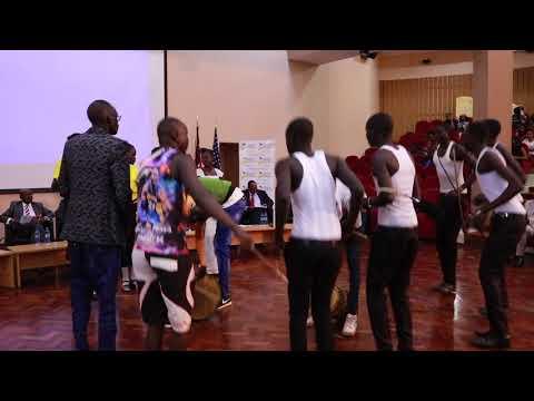 South Sudan Dance group