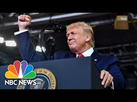 Crowd Chants 'Send Her Back' As Trump Talks About Rep. Ilhan Omar | NBC News