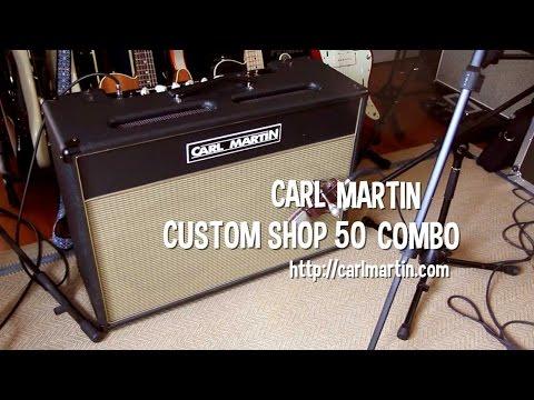 Carl Martin Custom 50 - Class AB/Diode modes