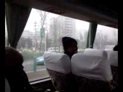 Robert Bush & his lil' brothas out in Chengdu, China-ABA Chicago Steam
