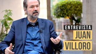 Juan Villoro: México vive una crisis de expectativas (Entrevista)