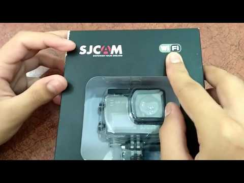 SJCAM SJ6 Action Camera Unboxing Review, 4k action camera with touch screen IN HINDI