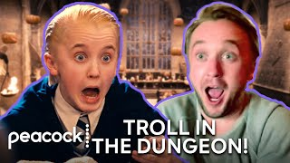 Tom Felton Reacts to Harry Potter | Best Moments