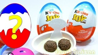 Buka Kinder Joy Indonesia Untuk Cowok # Open 2 Kinder Joy Indonesia For Boys