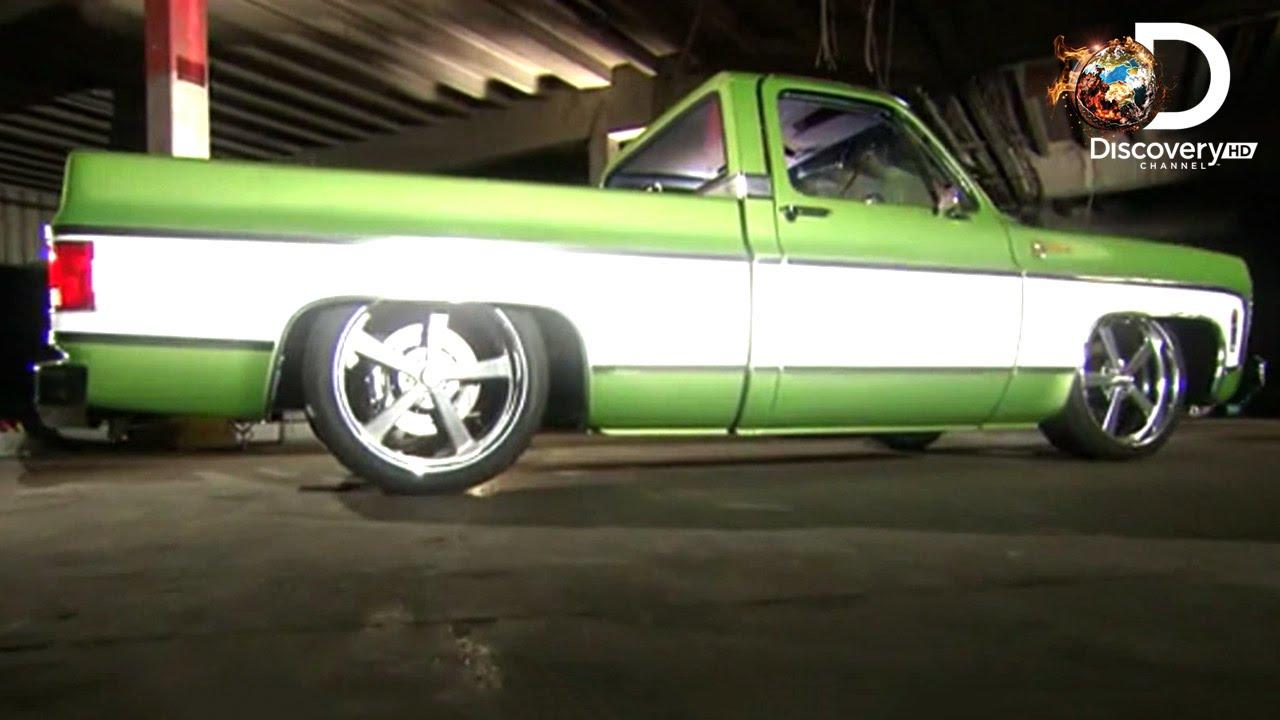 Auto Reaktywacja Fast N Loud Chevrolet C10 Youtube