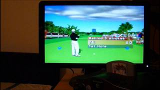 Improvised Review: Waialae Country Club: True Golf Classics for Nintendo 64 (1997)