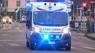 [New!] Ambulanza Croce Rossa Italiana Brugherio in emergenza [146] // IRC ambulance in emergency.